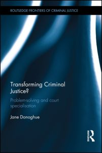 Transforming Criminal Justice